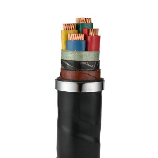 0.6/1kv PVC Insulation PVC or PE Sheathed Power Cable.