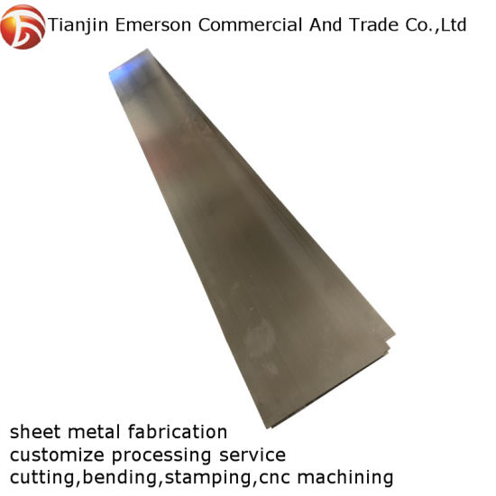 Made-to-Order Parts OEM Stainless Steel Sheet Metal Fabrication