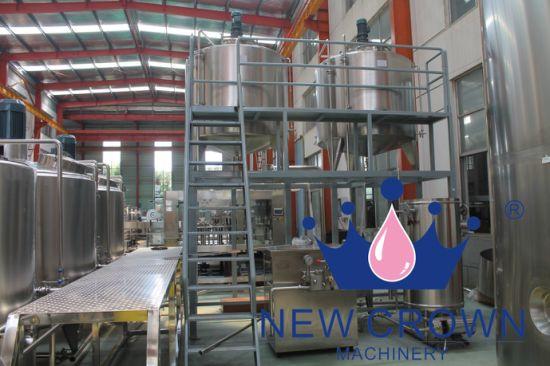 2018 Hot Sale! Complete Juice Processing Line