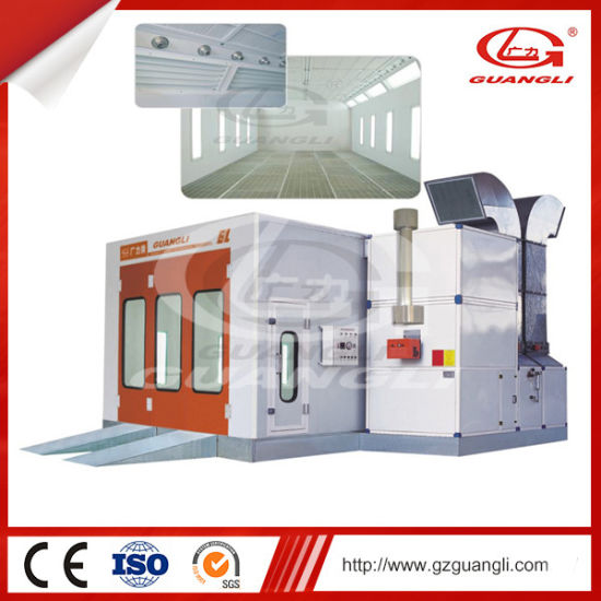 2019 Best Seller Car Spray Booth by Guangli