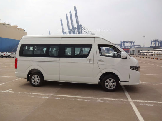 7f4a5cde8b China Competive Price Minibus of Luxury Big Haice 18 Seats - China ...