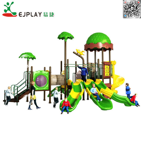 Public Amusement Park Entertainment Equipment with Large Set