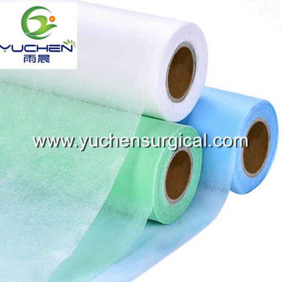 High Quality PP Spunbond Nonwoven Fabric Factory Direct Sale