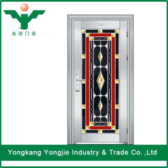 China Stainless Steel Exterior Door Design China Steel Door