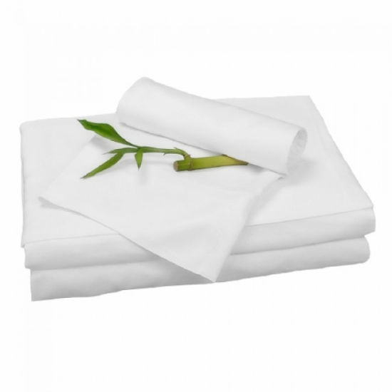 Silky Soft Bamboo Fabric Luxury Bed Sheets