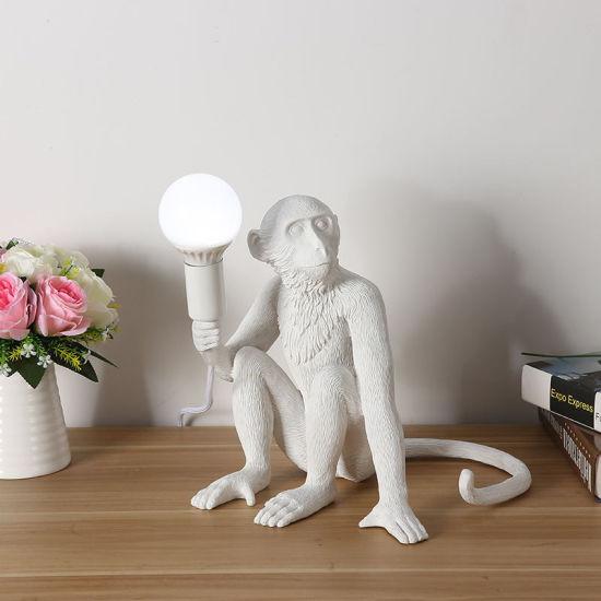 China monkey cute decorative indoor lighting bar reading table lamp monkey cute decorative indoor lighting bar reading table lamp aloadofball Images