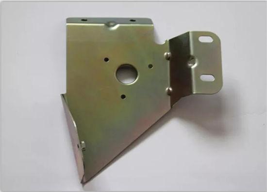 OEM Stamping Metal Mirror Mounting Bracket