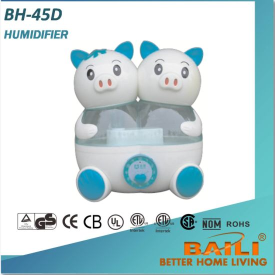 Baili Good Quality Low Noise Ultrasonic Humidifier pictures & photos
