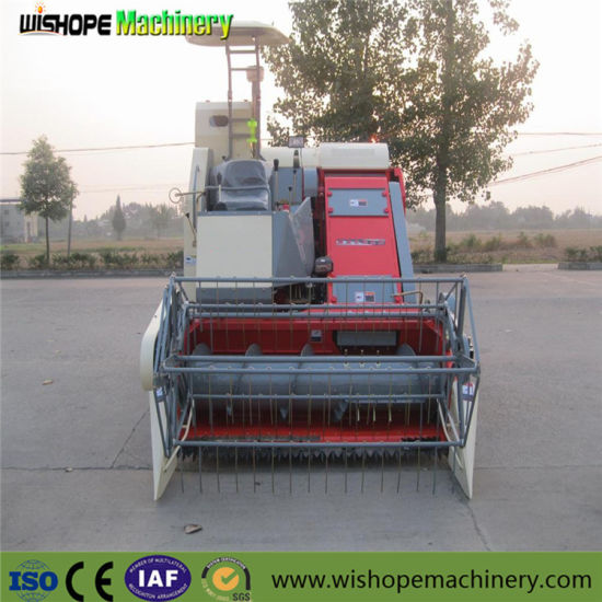 Double Thresher Rice Harvester for Sale in Iran pictures & photos