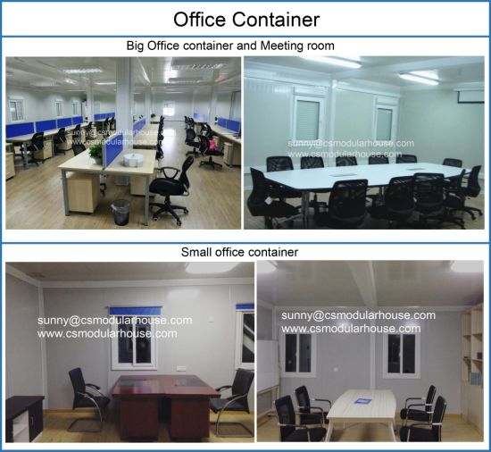 Leading Manufacturer of Container House pictures & photos