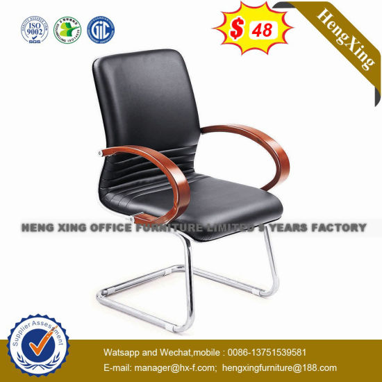Classic Design Wooden Arms Hotel Reception Lobby Chair (HX-OR003C) pictures & photos