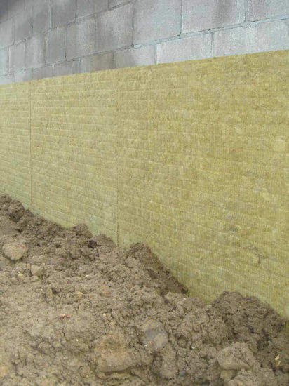 China Best Selling Thermal Insulation Soundproof Rock Wool