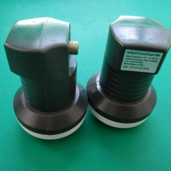 HD LNB Digital Universal Single Pll LNB (high stability) pictures & photos
