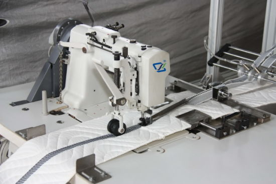 Mattress Zipper Sewing Machine (cover with a zipper) pictures & photos