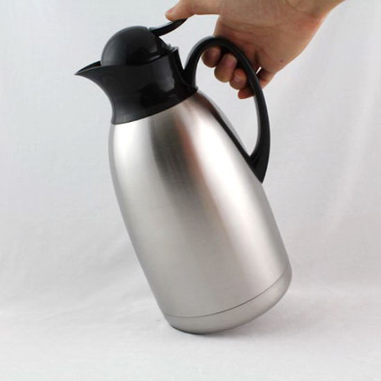 Janpaness Standard Double Wall Water Stainless Steel Vacuum Coffee Jug (JSCE012) pictures & photos