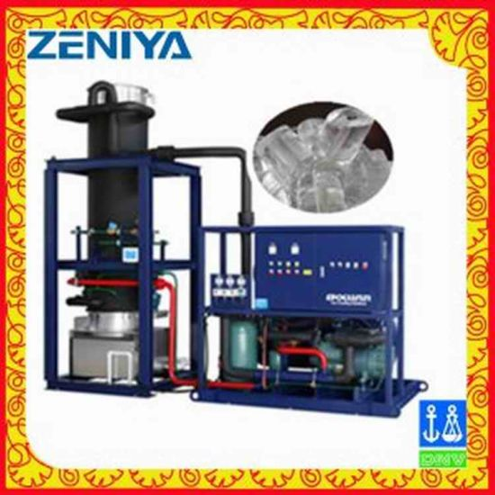 10-60t/24h Direct System Ice Making Machine for Sale