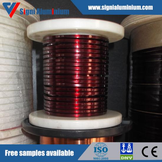 Ultra Fine Aluminum Enameled Winding Wires