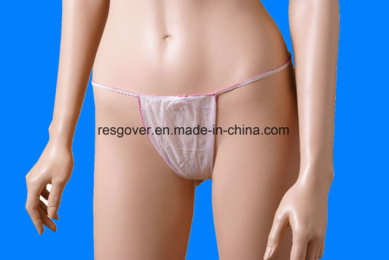 PP Disposable Non-Women G-String for Women