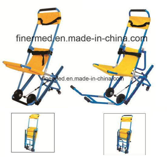 emergency stair chair. Medical Emergency Evac Folding Stair Chair