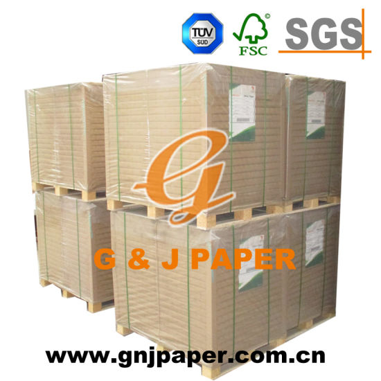 Uncoated Chemical Pulp Woodfree Printing Paper in Sheet for Book pictures & photos