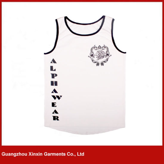 Custom Made Sublimation Printing Polyester T-Shirts (R18) pictures & photos