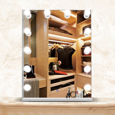 China Star Makeup Mirror Hollywood Vanity Mirror Led Mirror With Removable Bulb China Mirror Glass And Cosmetic Mirror Price