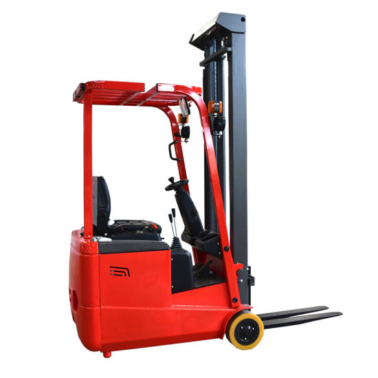 China Factory Electric 3 Wheel Forklift