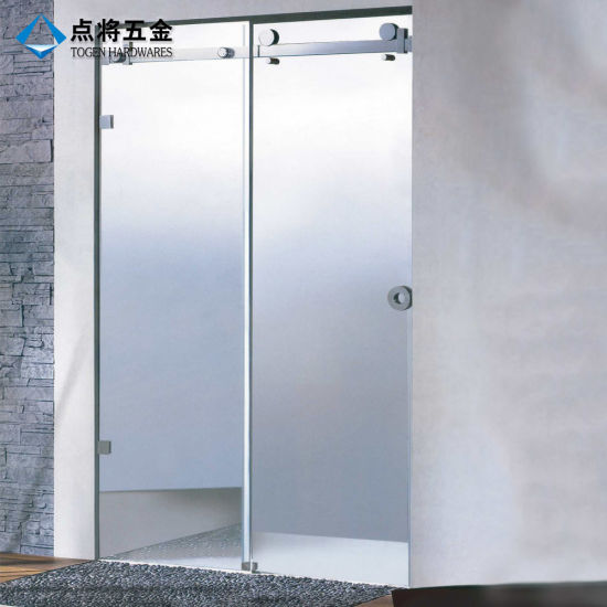 China Fujian Supplier Frameless Shower Door Hardware With Factory
