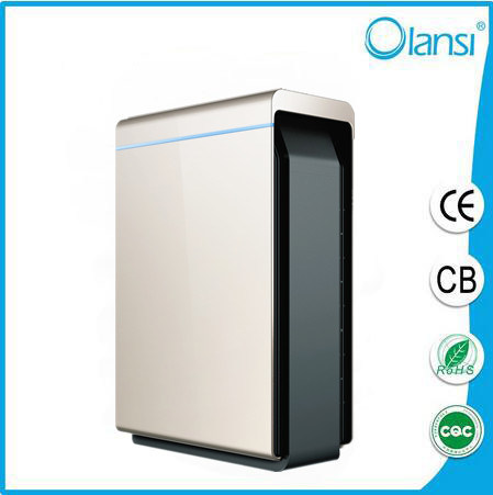 Good Looking Air Purification with Pm 2.5 Sensor Function with Remote Control House Office Using Air Purifier for OEM ODM China Guangzhou Manufacturer