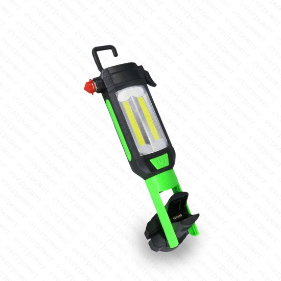 Foldable Emergency COB LED Flashlight for Workshop pictures & photos