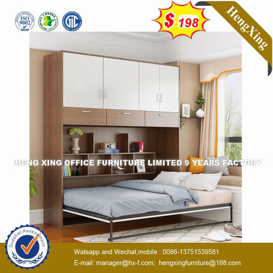China Goods Most in Demand Mahogany King Size Bed (HX-8NR0882) pictures & photos