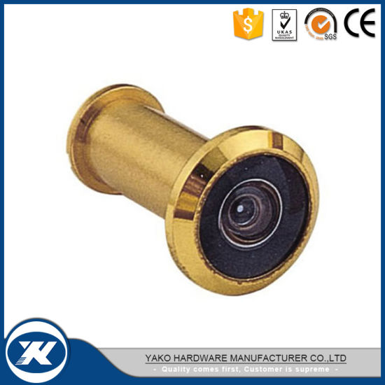 Door Hardware High Quality Safety Brass Door Viewer pictures & photos