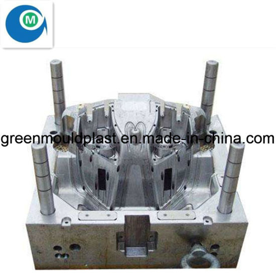 Hot Sale Plastic Injection Auto Bumper Mould pictures & photos