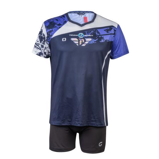 China Manufacturing Custom Design Sublimation Printing Men's T Shirt Design