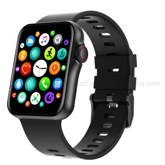IP67 D06 New Precise Blood Pressure Monitoring Smart Bracelet with Anti-Glare Screen