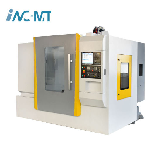 Monthly Deals Factory Vmc Machine 850A 3 Axis 4 Axis Milling Machine Center Vertical CNC Milling Machine