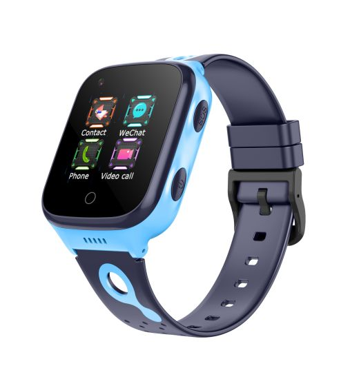 2021 4G Video Call GPS Tracker Android Cell Phones Watch Kids Smart Watch