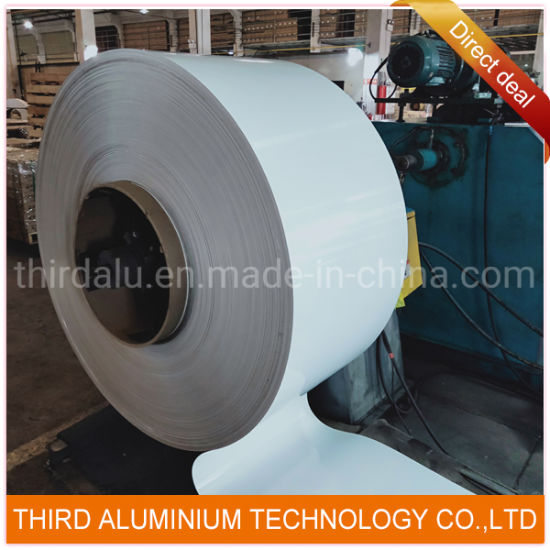 Color Coated Aluminum Strip for Pharmaceutical Industry From Factory