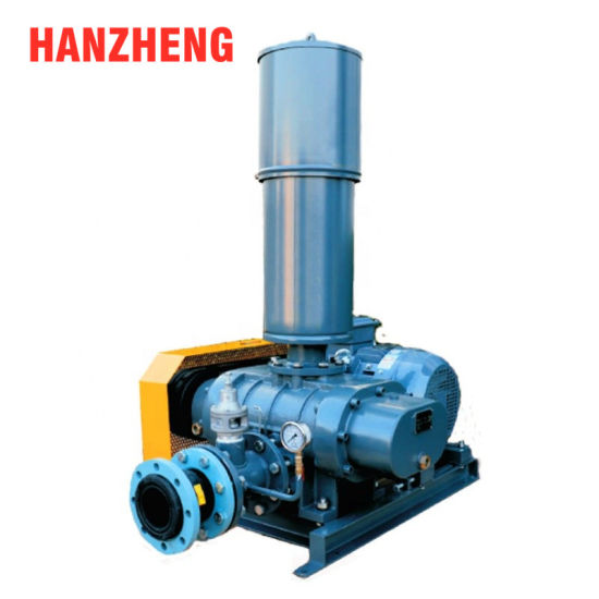 Electric Roots Blower Air Blower for Industrial and Transport Oxygen