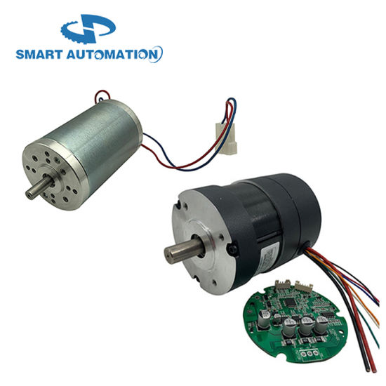 Brushed or Brushless DC Motor 12V 24V 36V 48V PMDC/BLDC Small Electric Planetary Gear/Worm Gear Motor Option 12 24 36 48 Volt Power 50W 100W 200W 300W 500W 800W