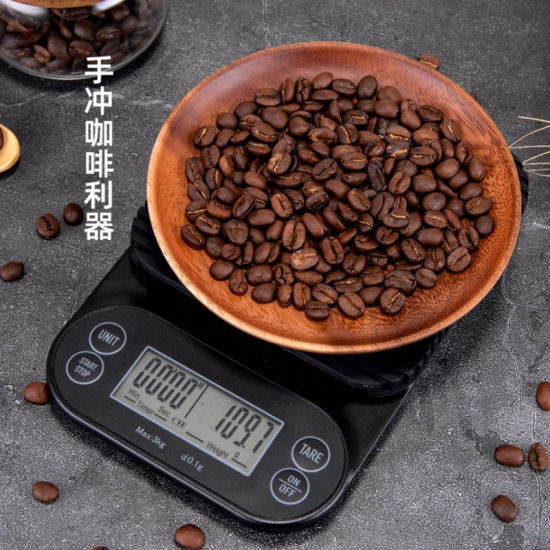 3kg 1g Accuracy Food Weighing Scales Electronic Digital Kitchen Scale