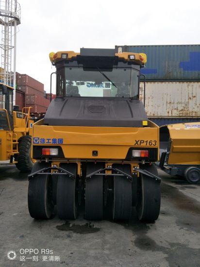 Cheap Price New XP163 16 Ton Pneumatic Tyre Roller