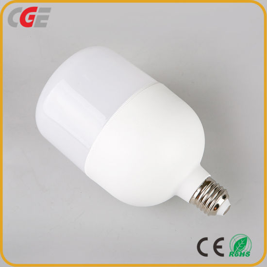 Bulb LED 40W E27 B22 Super Bright T Shape PC Aluminum 40watt Lamp Light with Ce RoHS