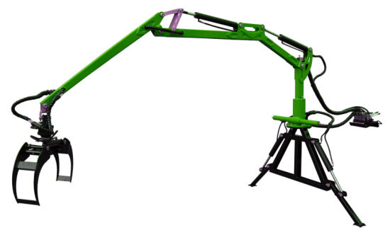 Professional Manufacturer Supply Forest Log Crane Grapple