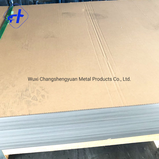 Cold Rolled Ss 347 Stainless Steel Sheet