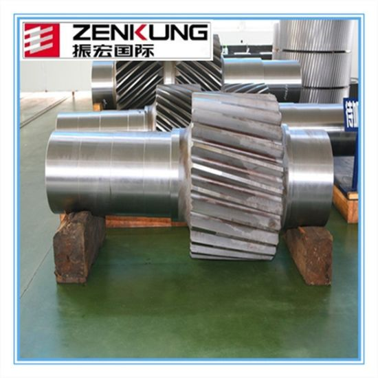 High Quality Stainless Steel Worm Gear Shaft and Propeller Shaft pictures & photos