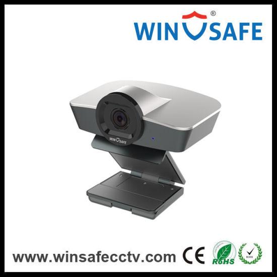 New Design USB 3.0 Camera Mini Size PTZ Conference Video Camera