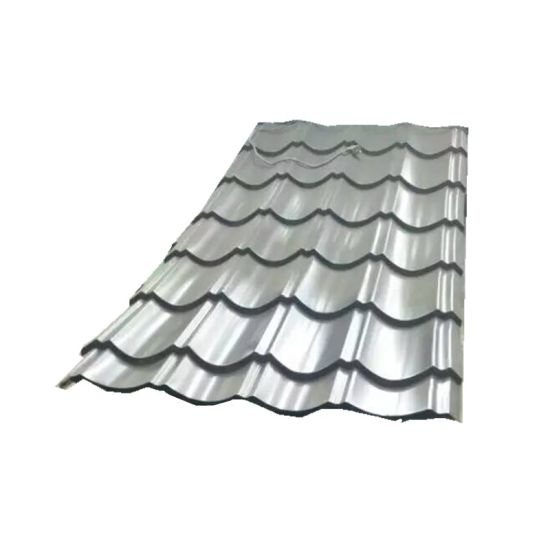 Building Material Zinc Alloy Galvanized Metal Corrugated Roofing Sheet Price