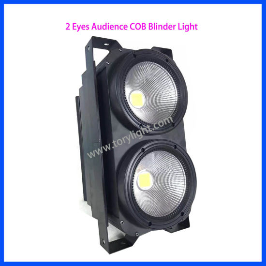 LED Audience Two Eyes Blinder COB Light pictures & photos