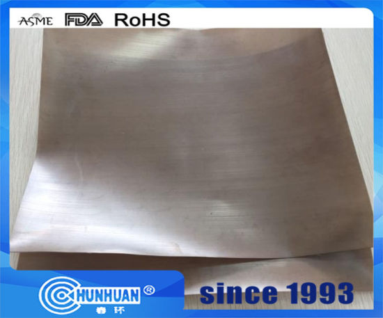 Etched /Etching One Side or Twos Sizes of PTFE/Teflon Sheets pictures & photos